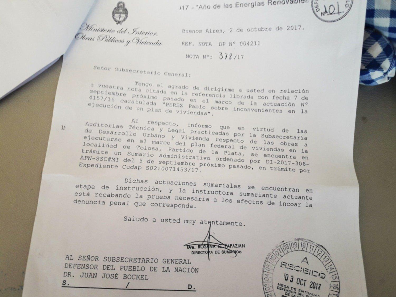 Bonadio investiga en La Plata la construcción de mil viviendas que ...