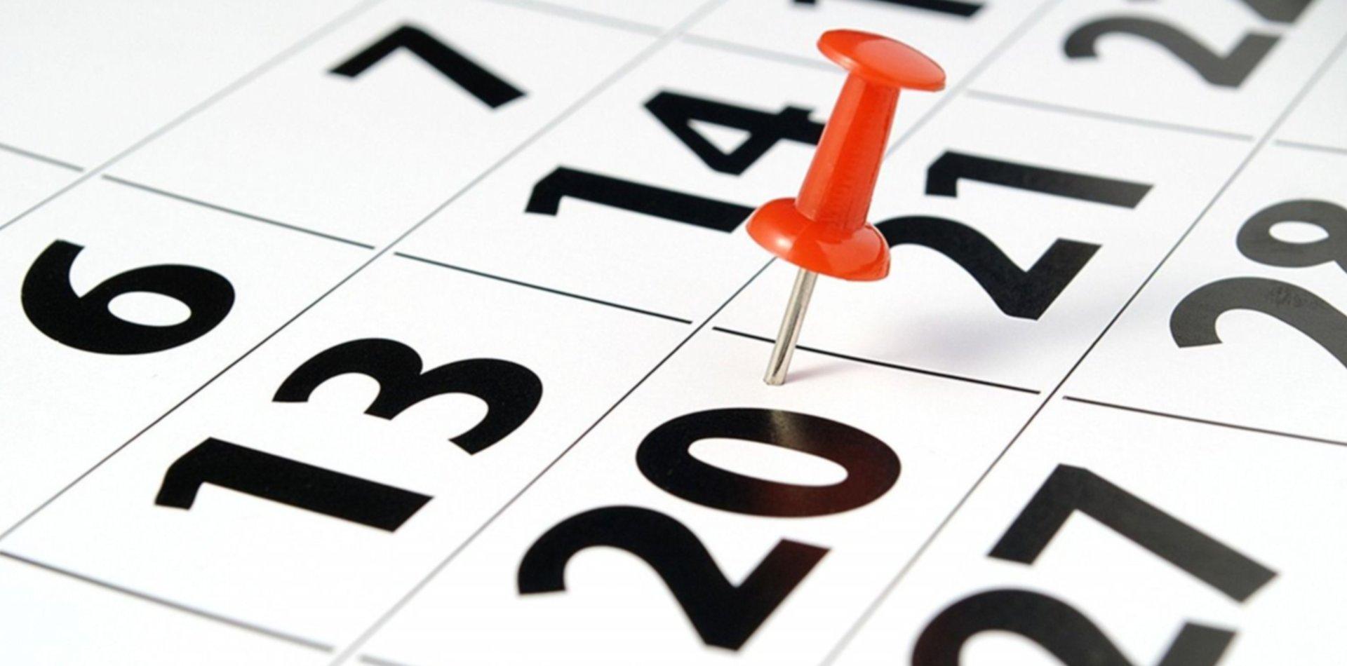 El listado completo con los feriados turísticos del año que viene
