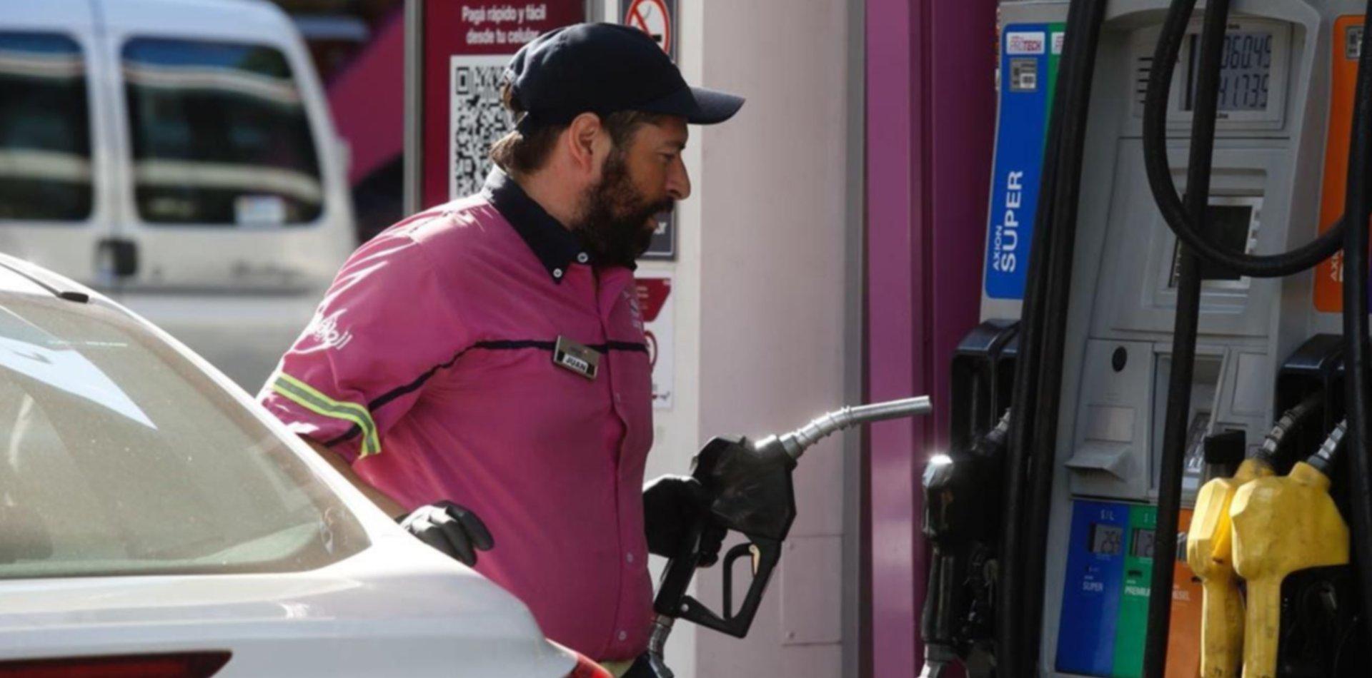 Se termina el congelamiento y el combustible podría volver a subir entre el 5 y 6%