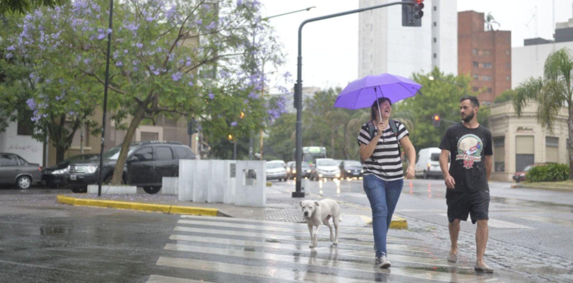 Calor y lluvias a la vista, ¿cómo seguirá el clima en La Plata el resto de la semana?