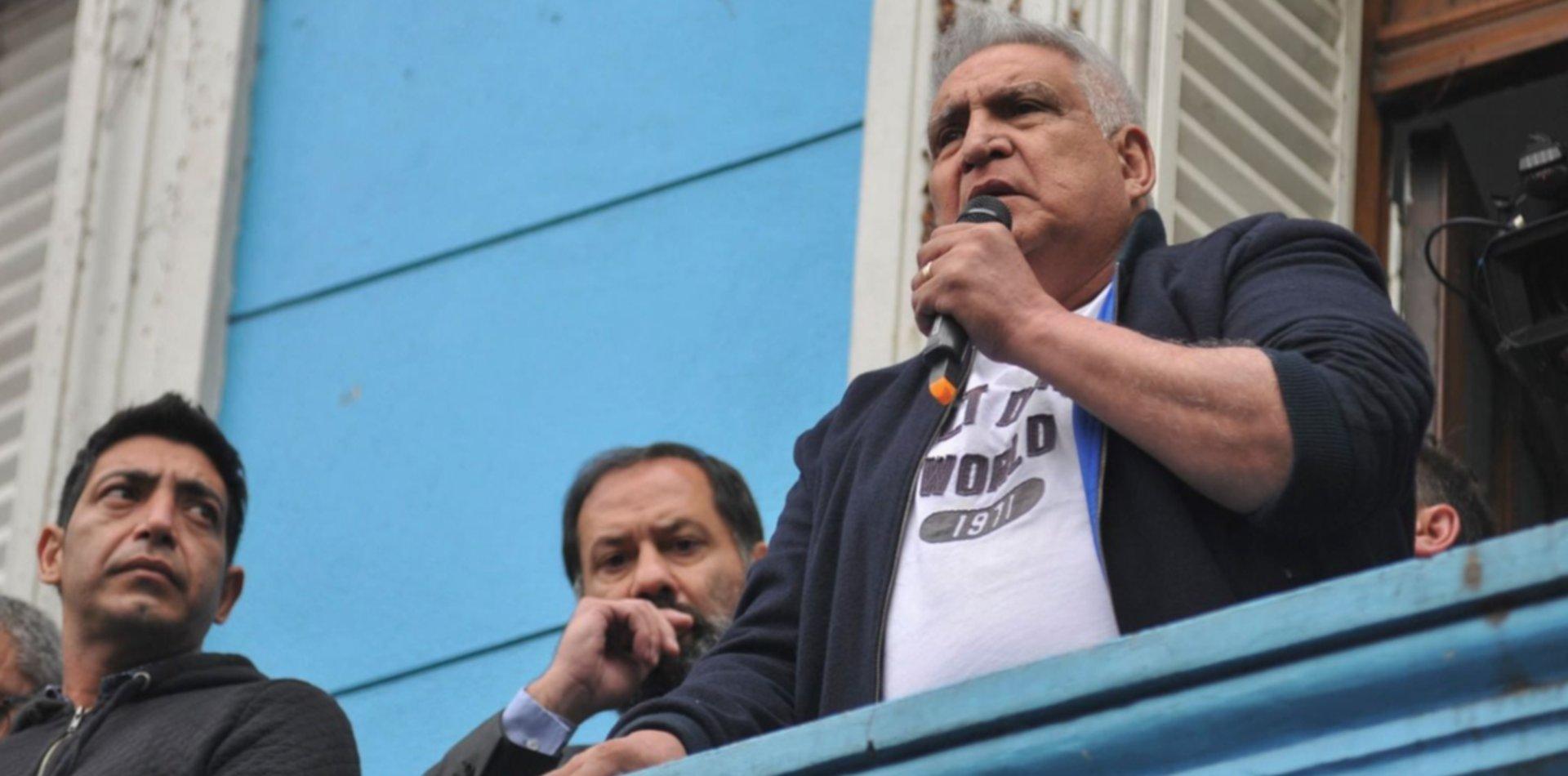 A menos de una semana de ser excarcelado, el Pata Medina se accidentó en La Plata