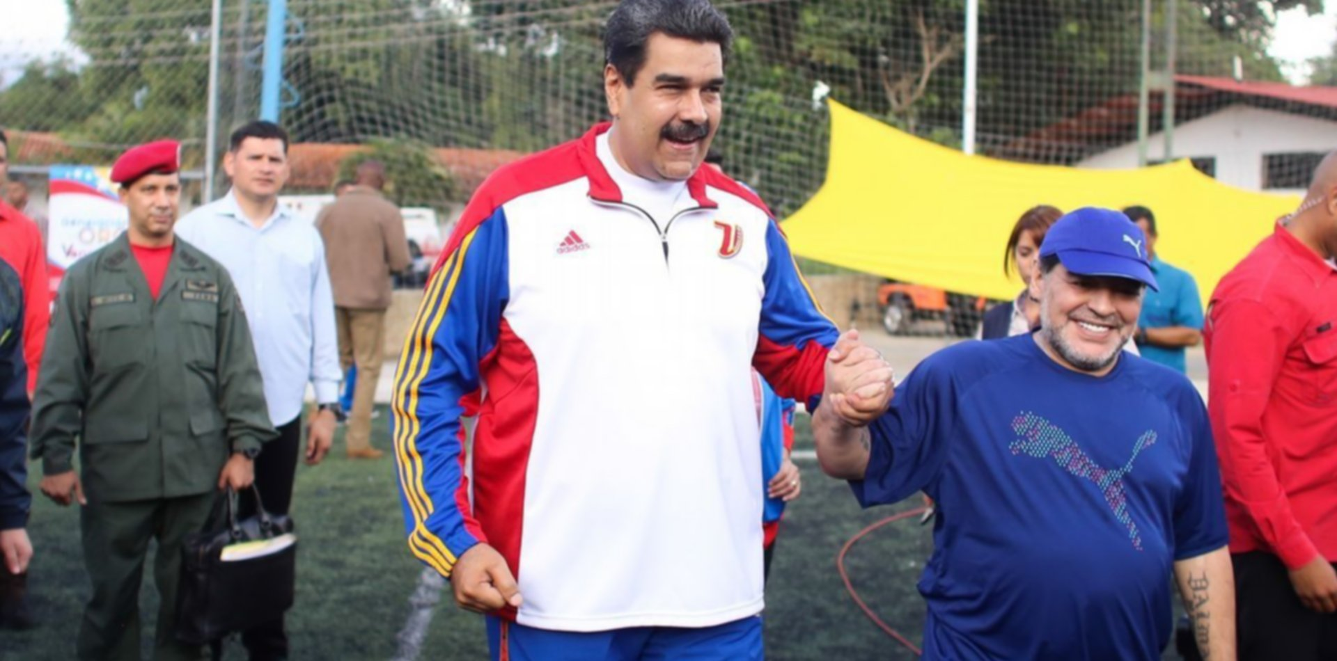 Maradona no es opción en Venezuela y seguirá siendo el técnico de Gimnasia