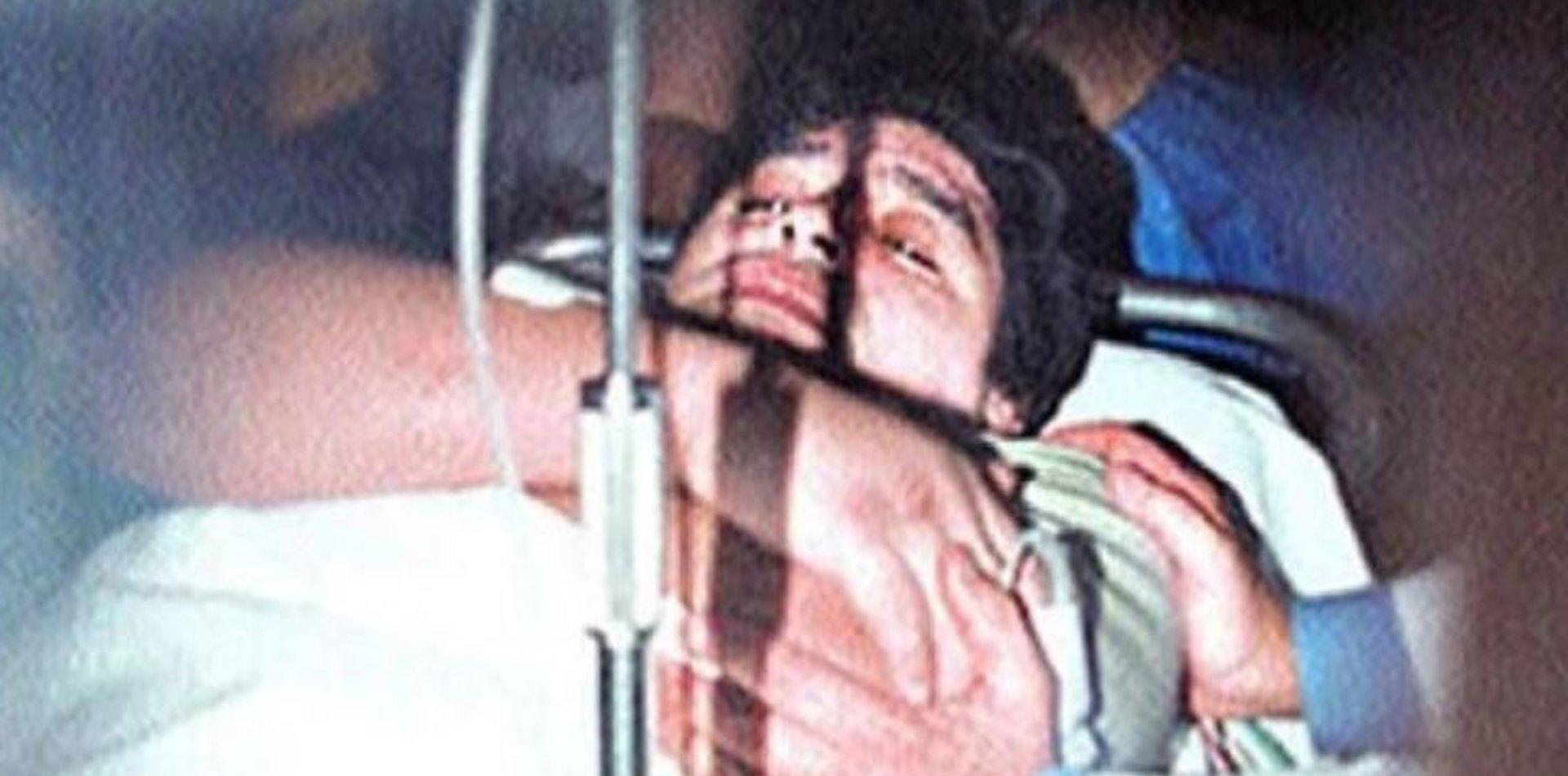 El relato, la intimidad y los detalles del día en que Maradona casi se muere