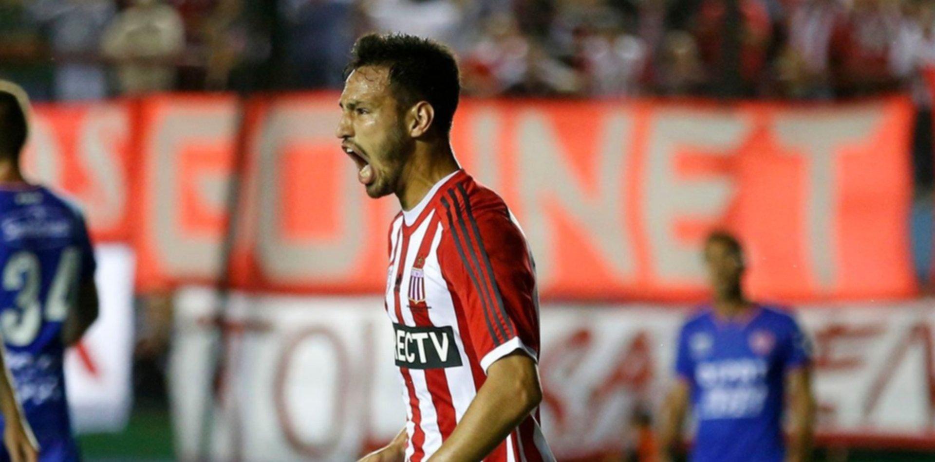 Estudiantes vuelve a la carga por Sánchez Miño y redobla apuestas con Independiente