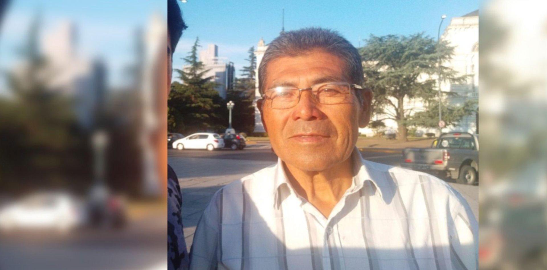 Después de tres días, sigue la desesperada búsqueda del venezolano perdido en La Plata