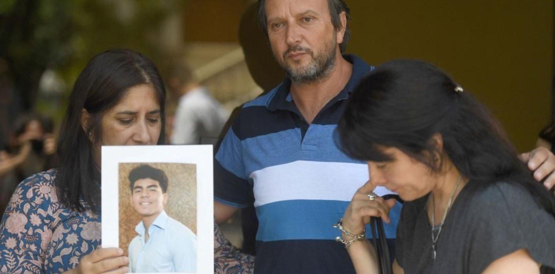 """Bronca e indignación: el intendente de Villa Gesell dijo que el crimen de Fernando """"fue un imprevisto"""""""