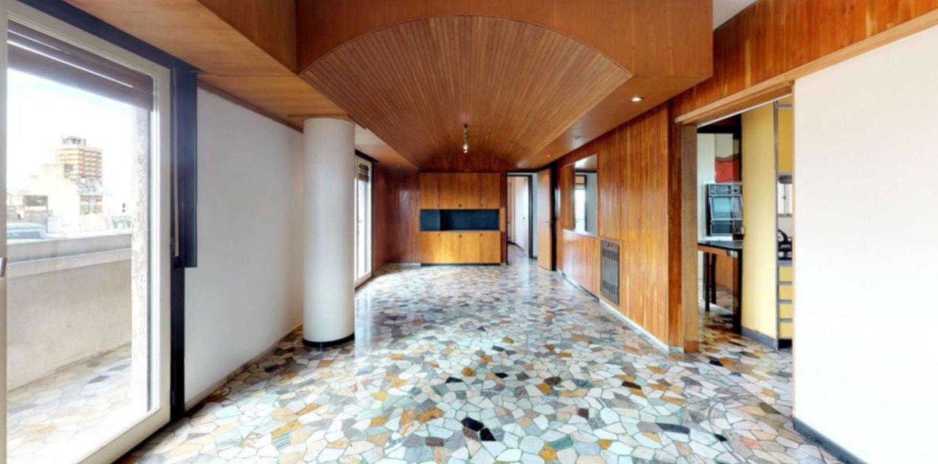 Lujoso y vanguardista: así es por dentro el mítico edificio América de 7 y 50