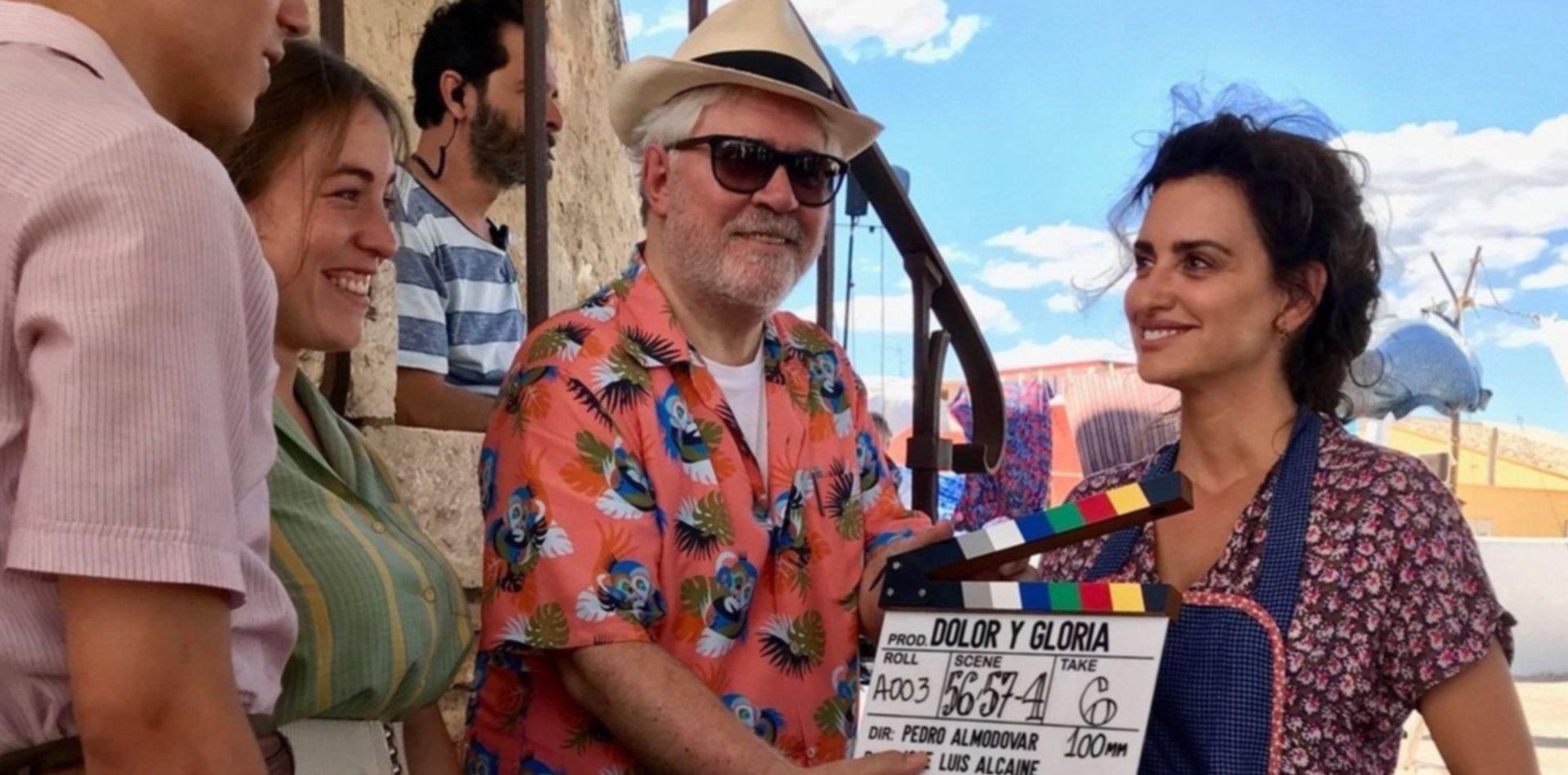 """Almodóvar desembarca en el """"Cine a la Reposera"""" del Centro Cultural Islas Malvinas"""
