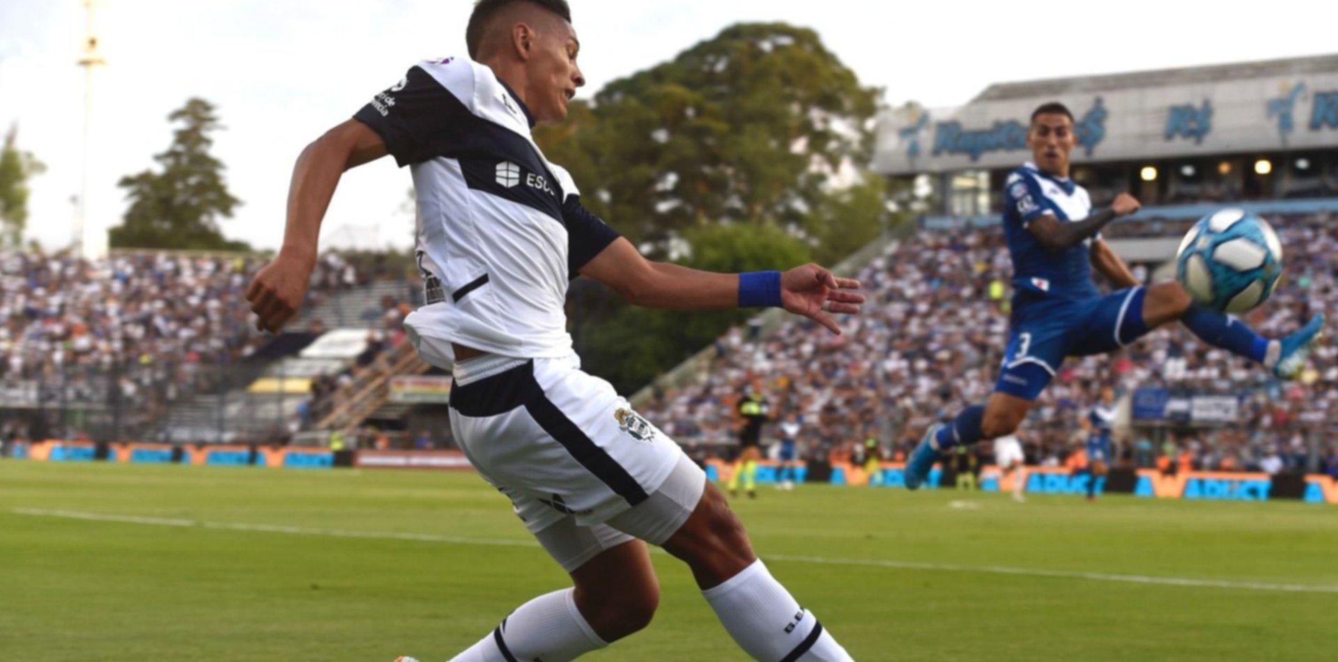El fixture que enfrentará Gimnasia en la Copa Liga Profesional