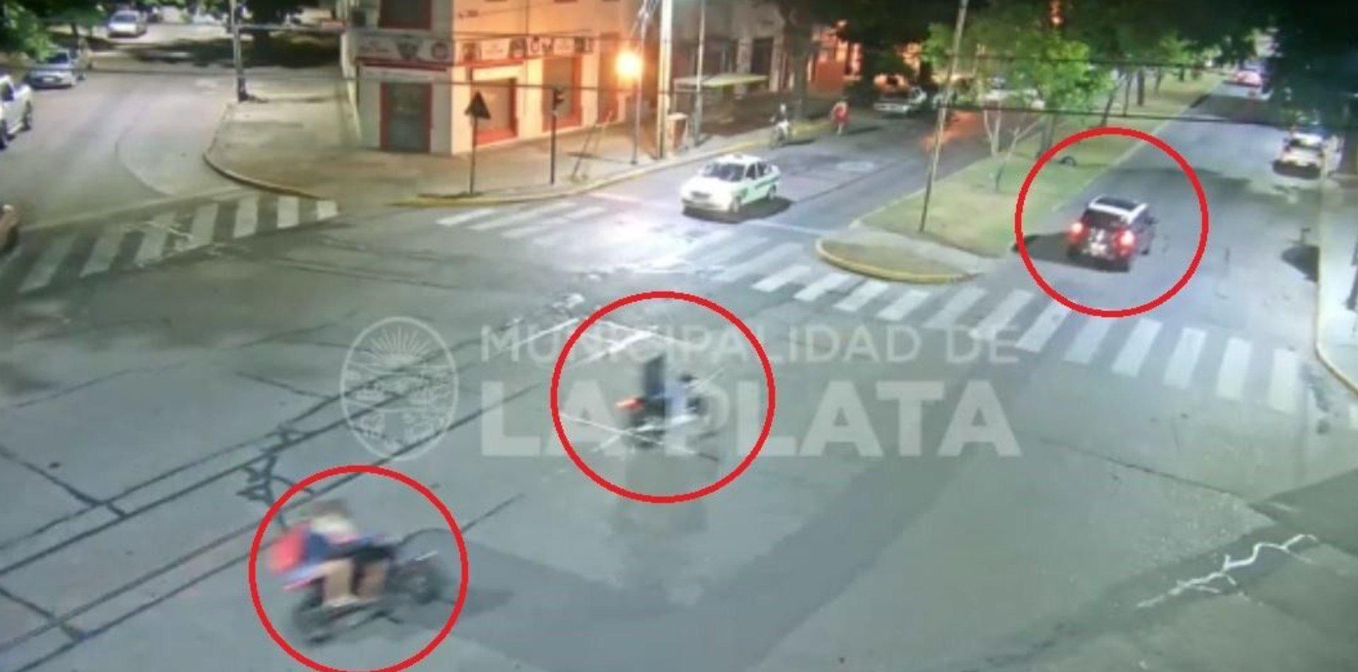 Minuto a minuto, la cronología del caso Piparo en La Plata