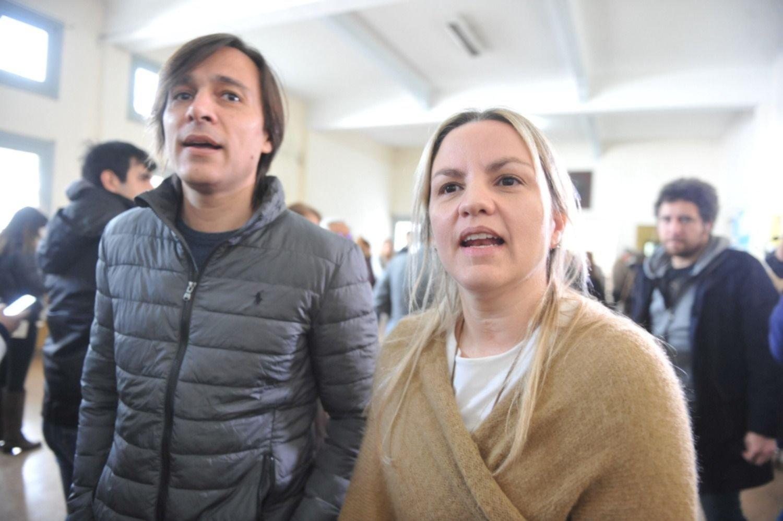 Pidieron el juicio oral para Ignacio Buzali, el marido de Carolina Piparo