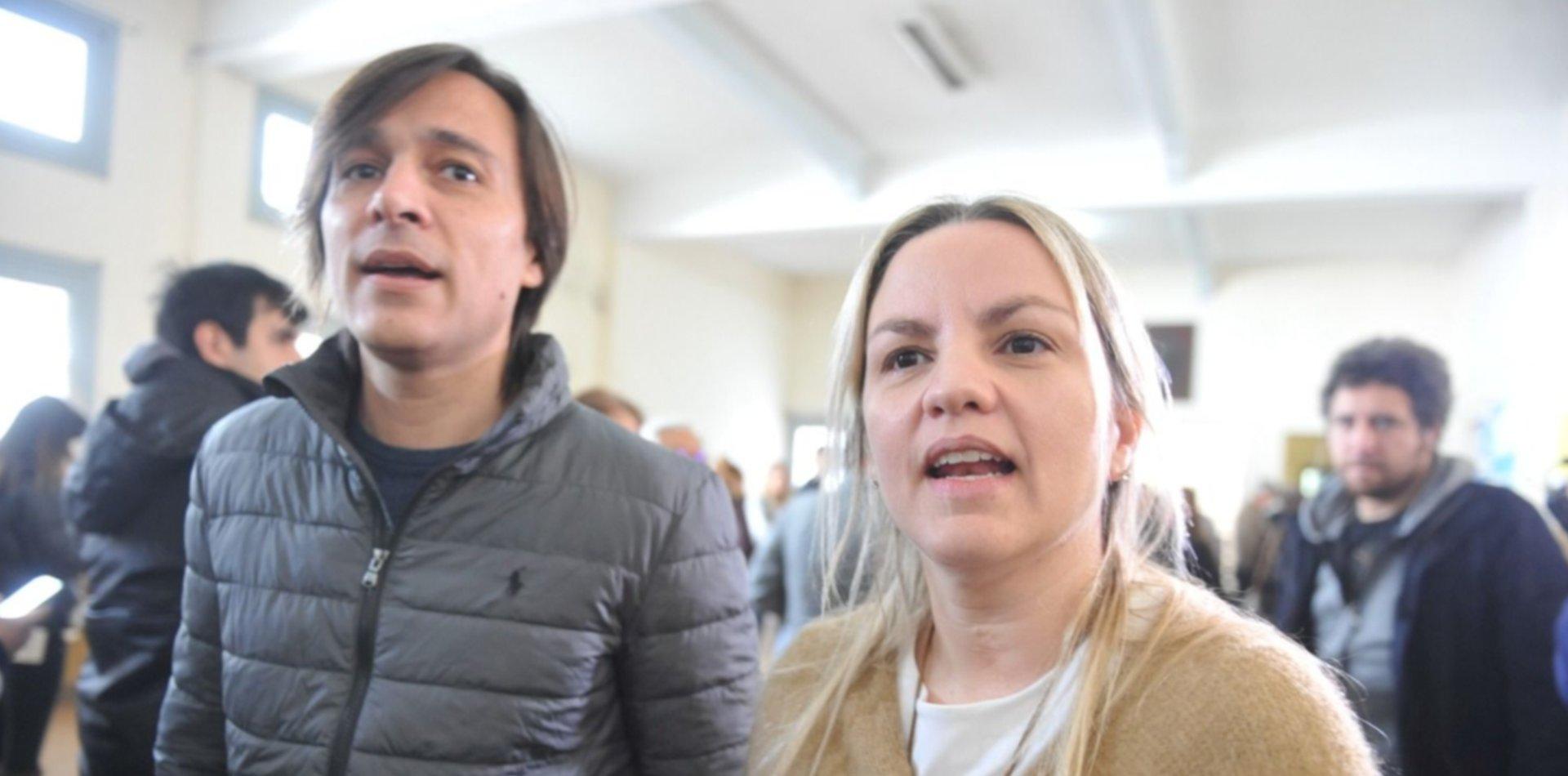 Le otorgaron la prisión domiciliaria a Buzali: el marido de Piparo deberá usar tobillera
