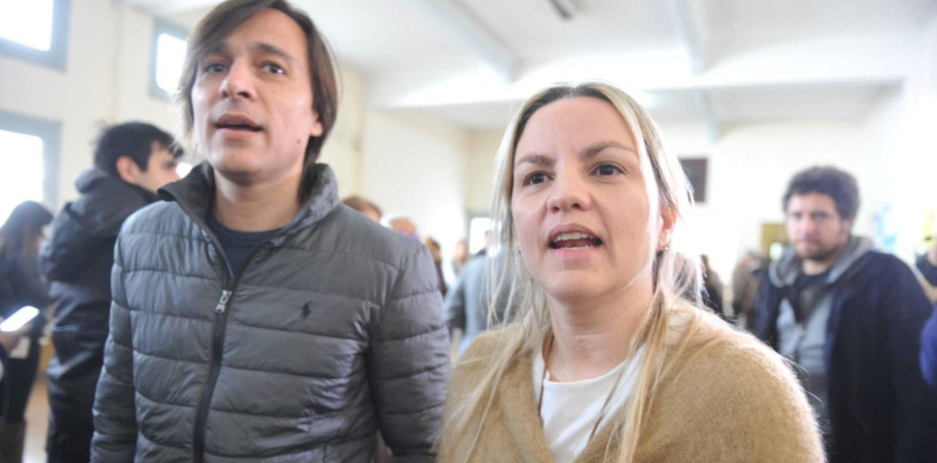 Ya tiene Tribunal la causa por el asalto a Carolina Piparo y Juan Buzali en Año Nuevo