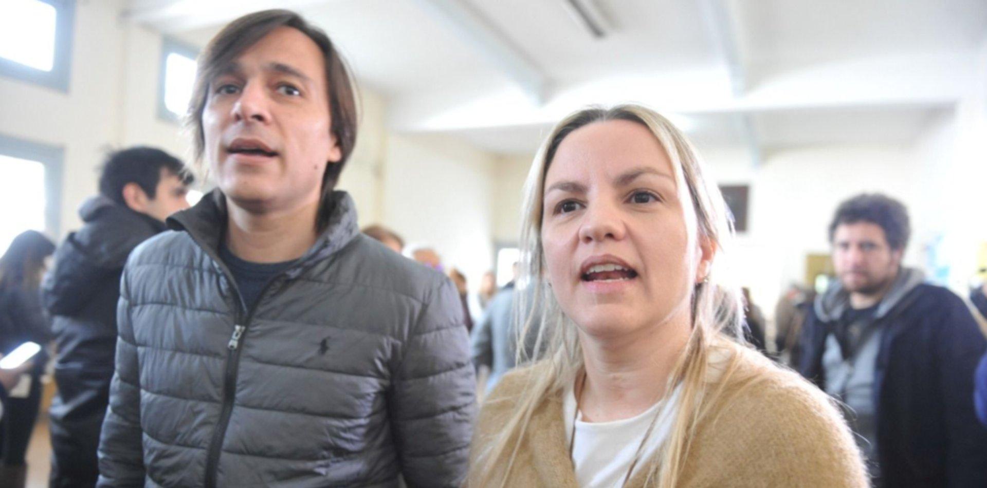 Piden que Buzali vuelva a la cárcel tras la denuncia de soborno contra Carolina Piparo
