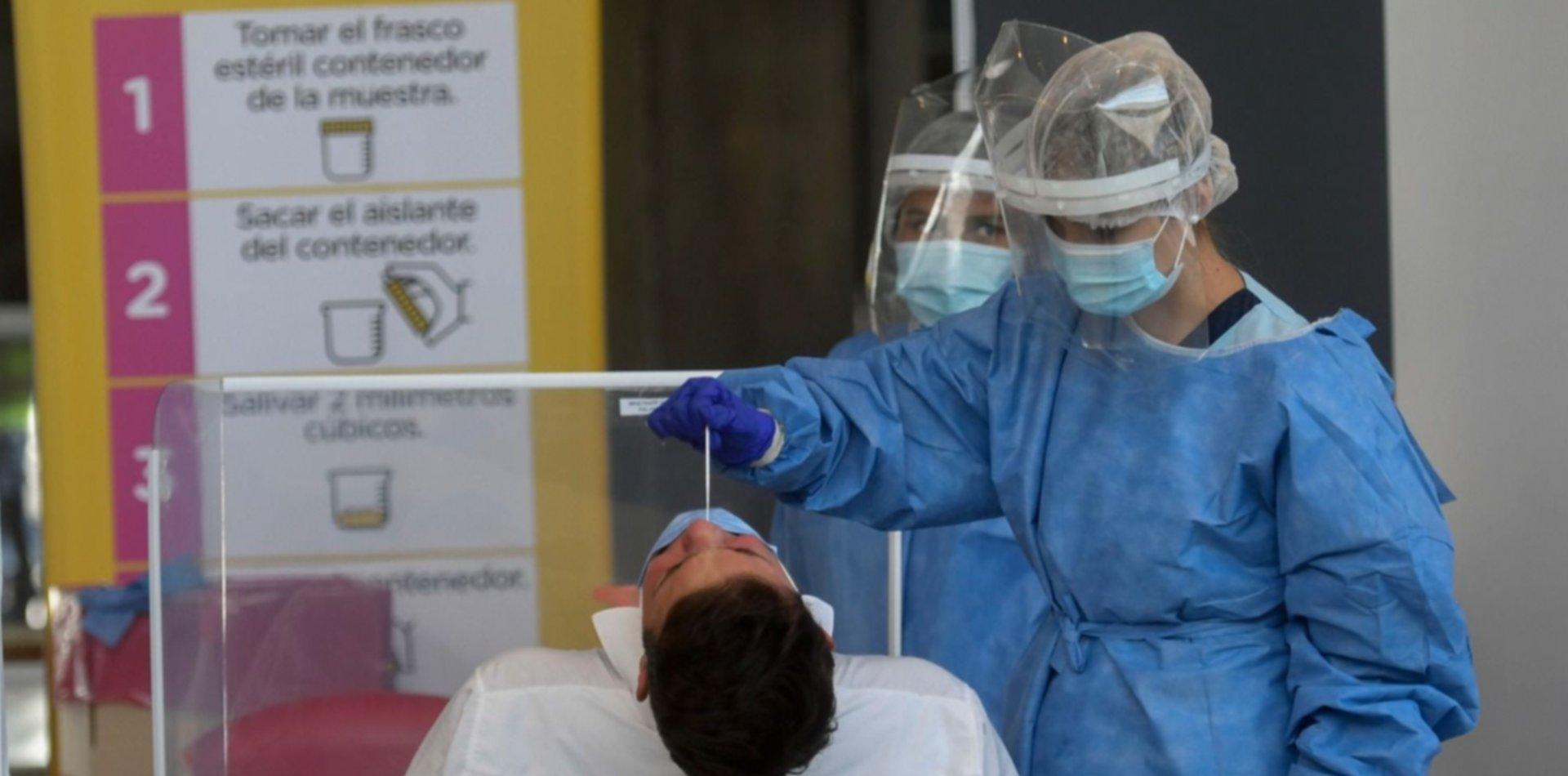 Récord de casos de COVID en Argentina: confirman 22.039 contagios en un solo día