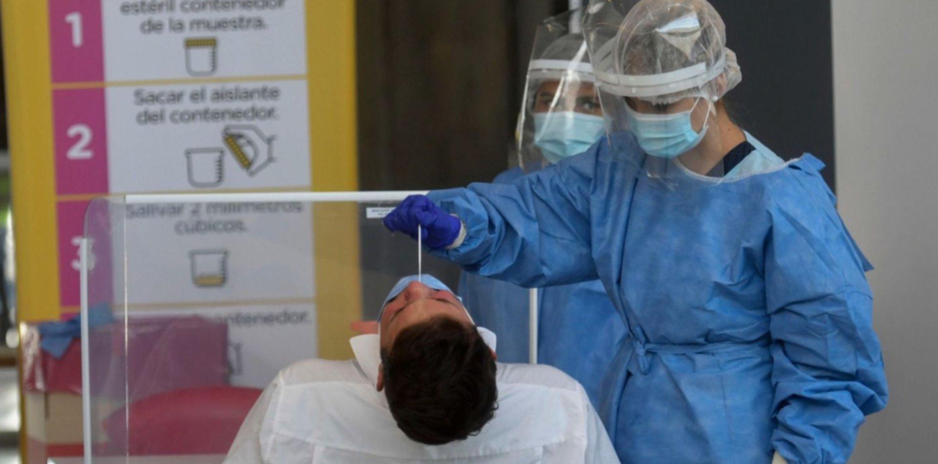 Confirman 86 nuevas muertes y otros 4.860 casos de COVID en Argentina