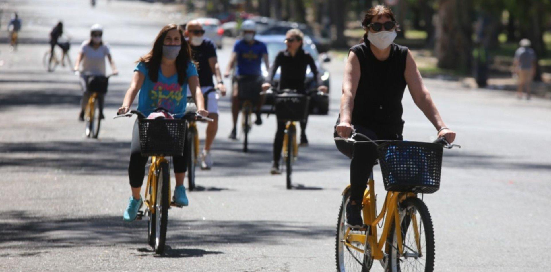 La Municipalidad prestará sus bicicletas gratis y sin límite de tiempo |  0221