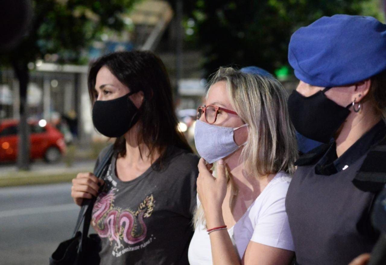 Piden juicio oral para dos acusados por el asalto a Carolina Piparo