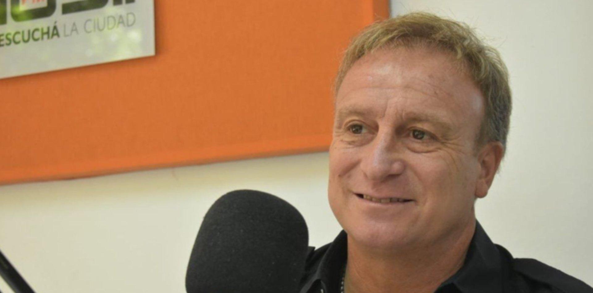 Renunció el vicepresidente de Gimnasia Jorge Reina