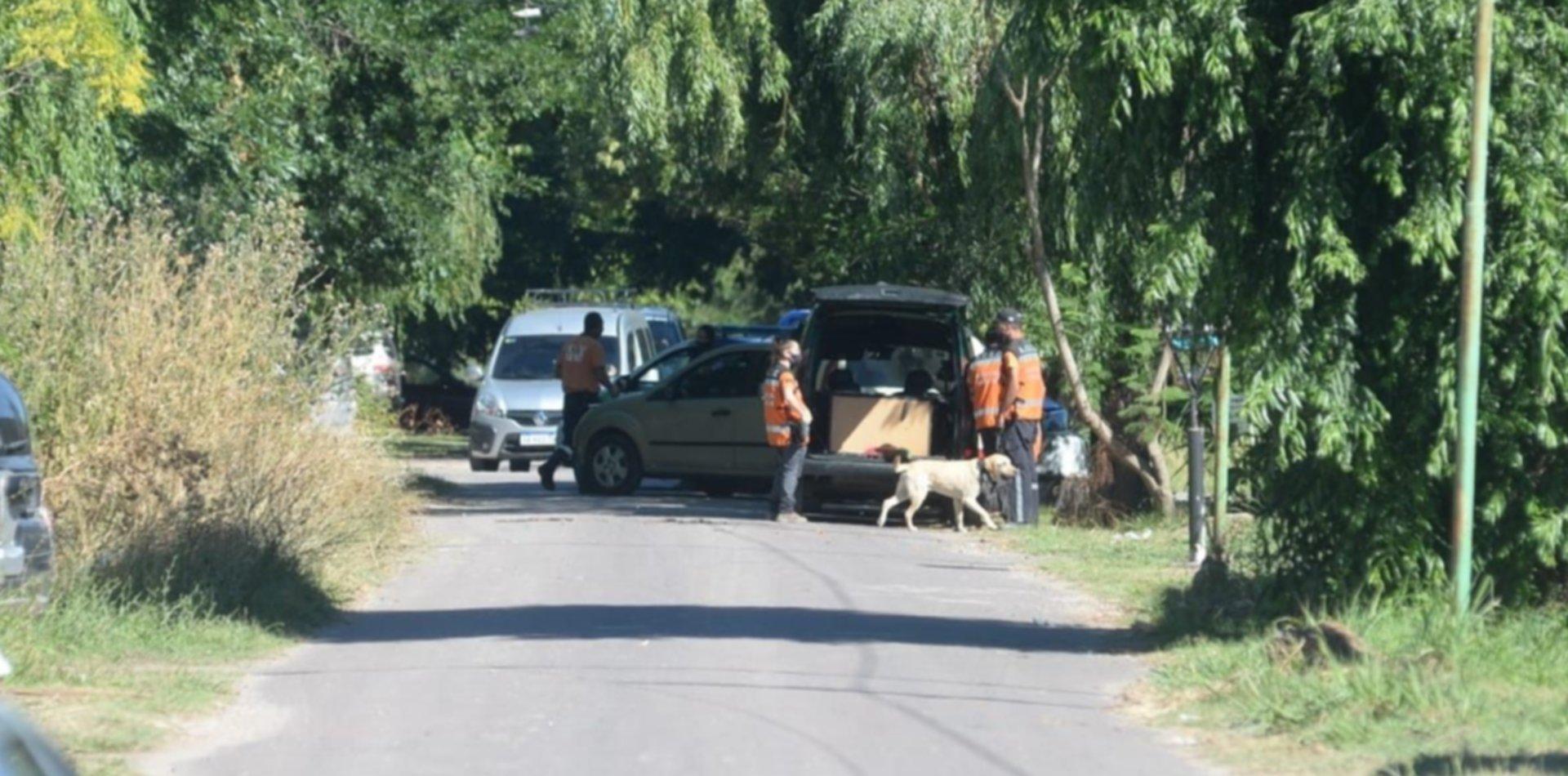 Ya buscan con perros a la nena de 13 años desaparecida en La Plata