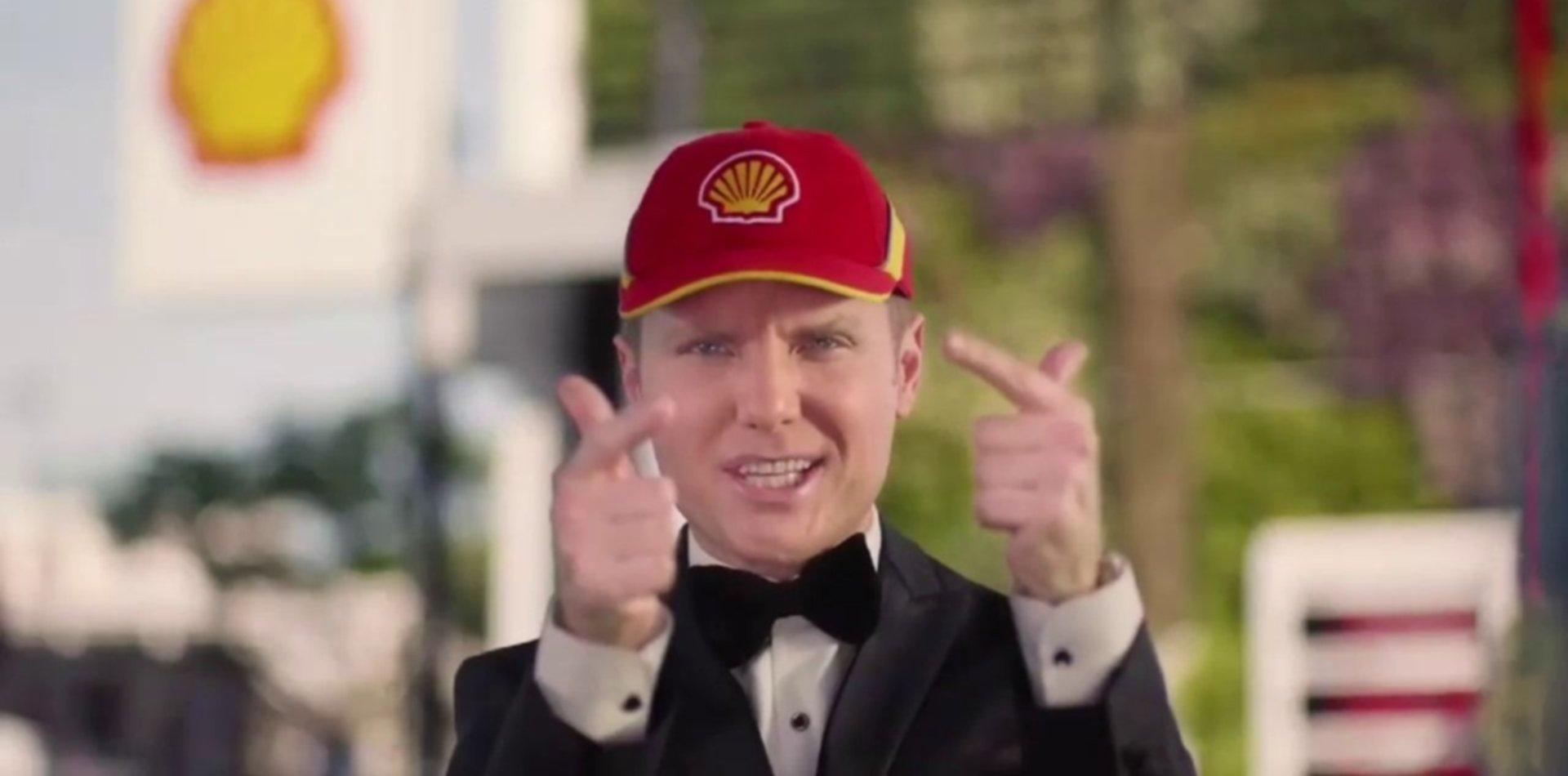 Shell, Santiago Del Moro y una publicidad en La Plata, así es el nuevo cuento del tío