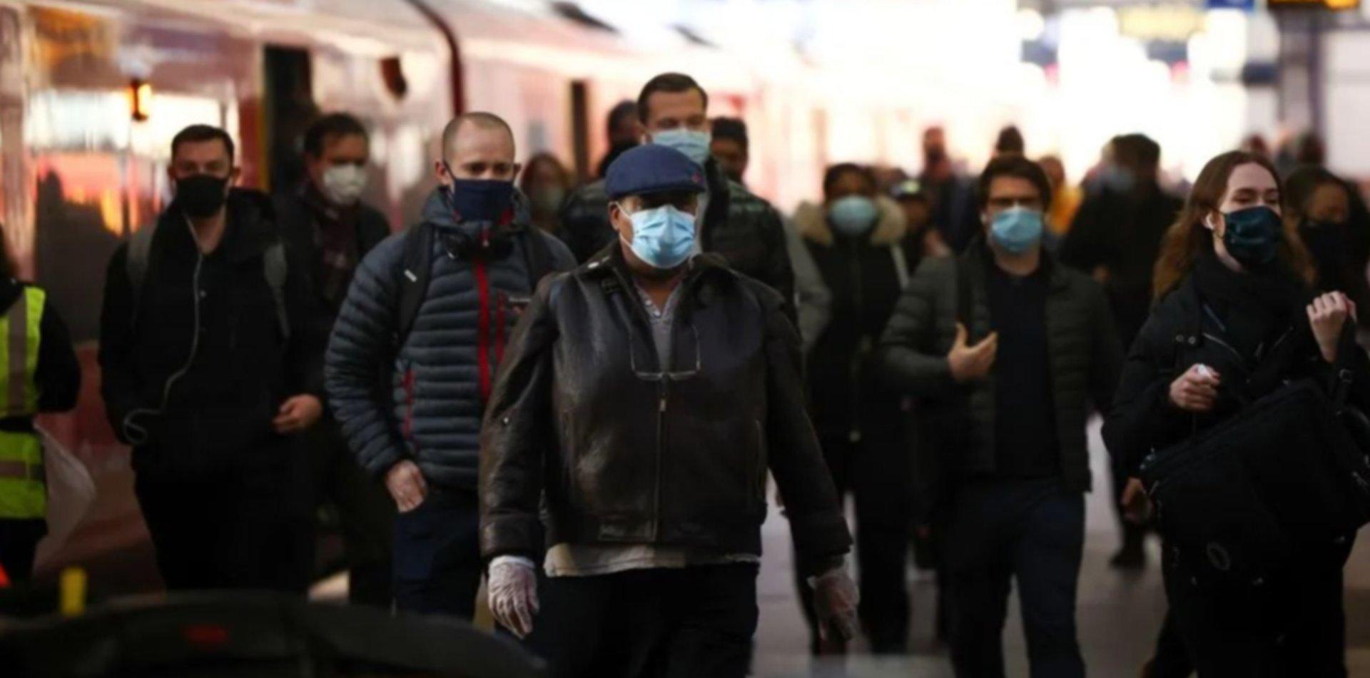 ¿En qué país se propagó más rápido el coronavirus?