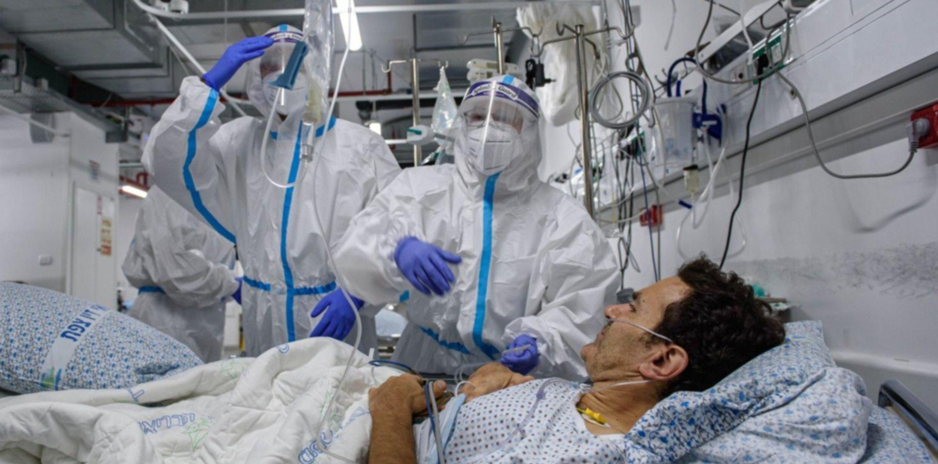 Expertos adelantaron cuándo podrían bajar las muertes por COVID en Argentina