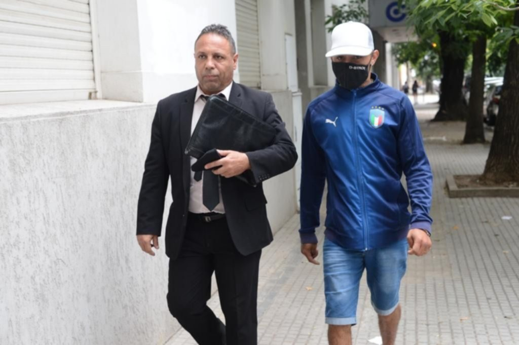 El único detenido por el robo a Carolina Piparo intentó fugarse de la comisaría