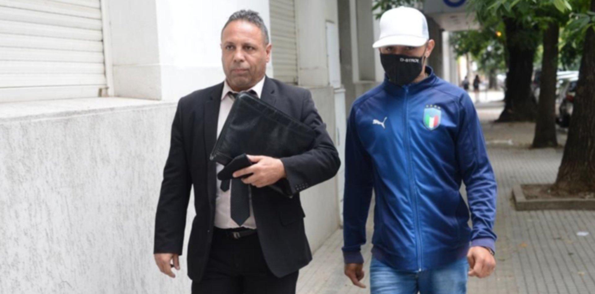 El detenido por el robo a Carolina Piparo clamó su libertad ante la jueza
