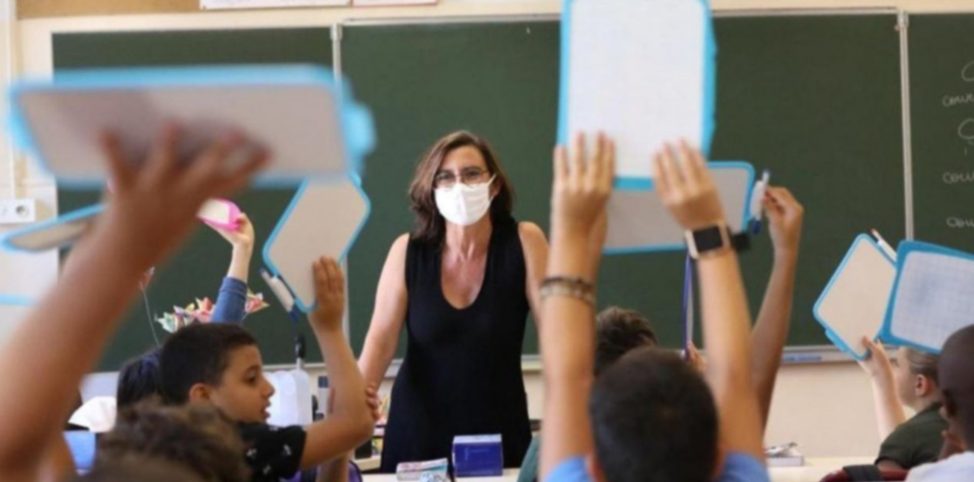 El Gobierno anunció cuándo comenzará la vacunación para los docentes