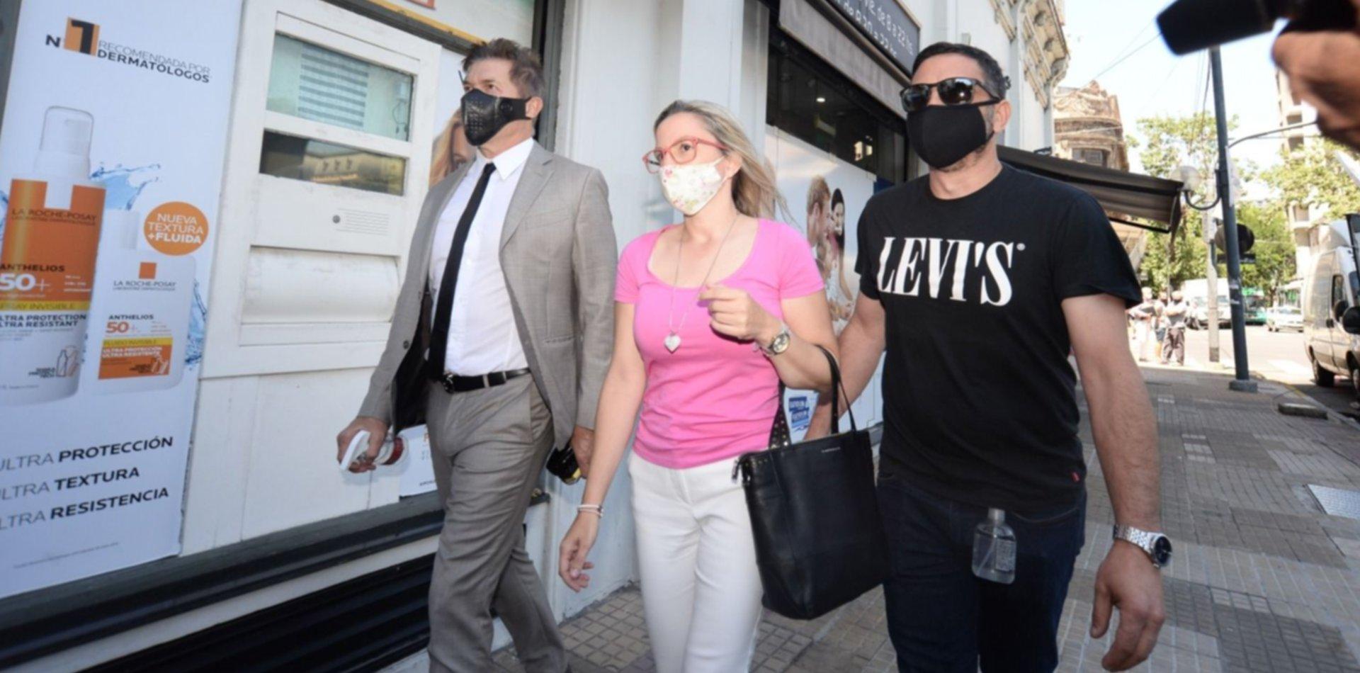Fernando Burlando deja la defensa del esposo de Carolina Piparo