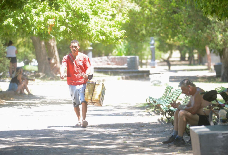 Sigue el calor en La Plata con un fin de semana de sol