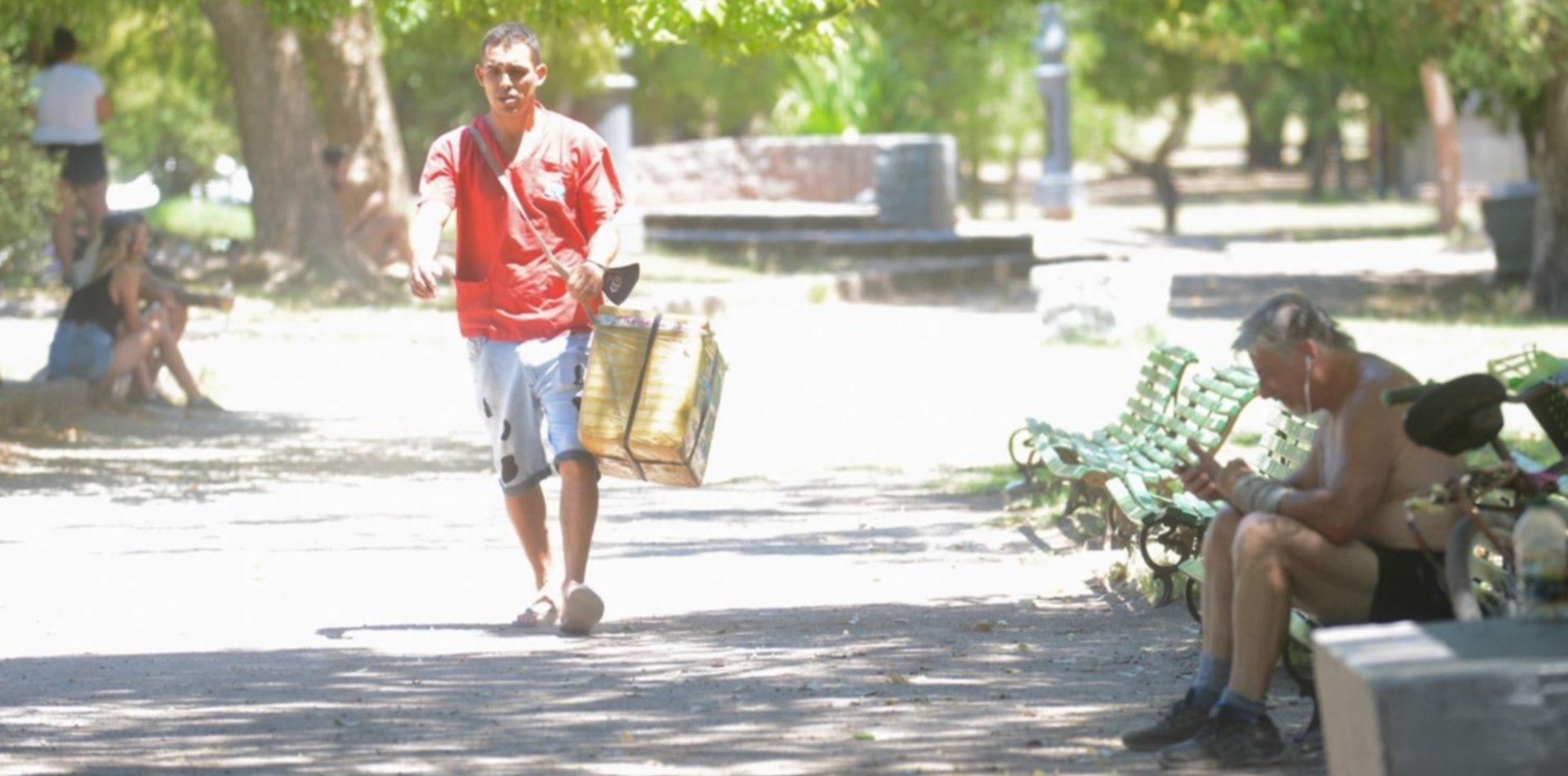 En medio de la ola de calor, llegan tormentas y ¿baja la temperatura en La Plata?