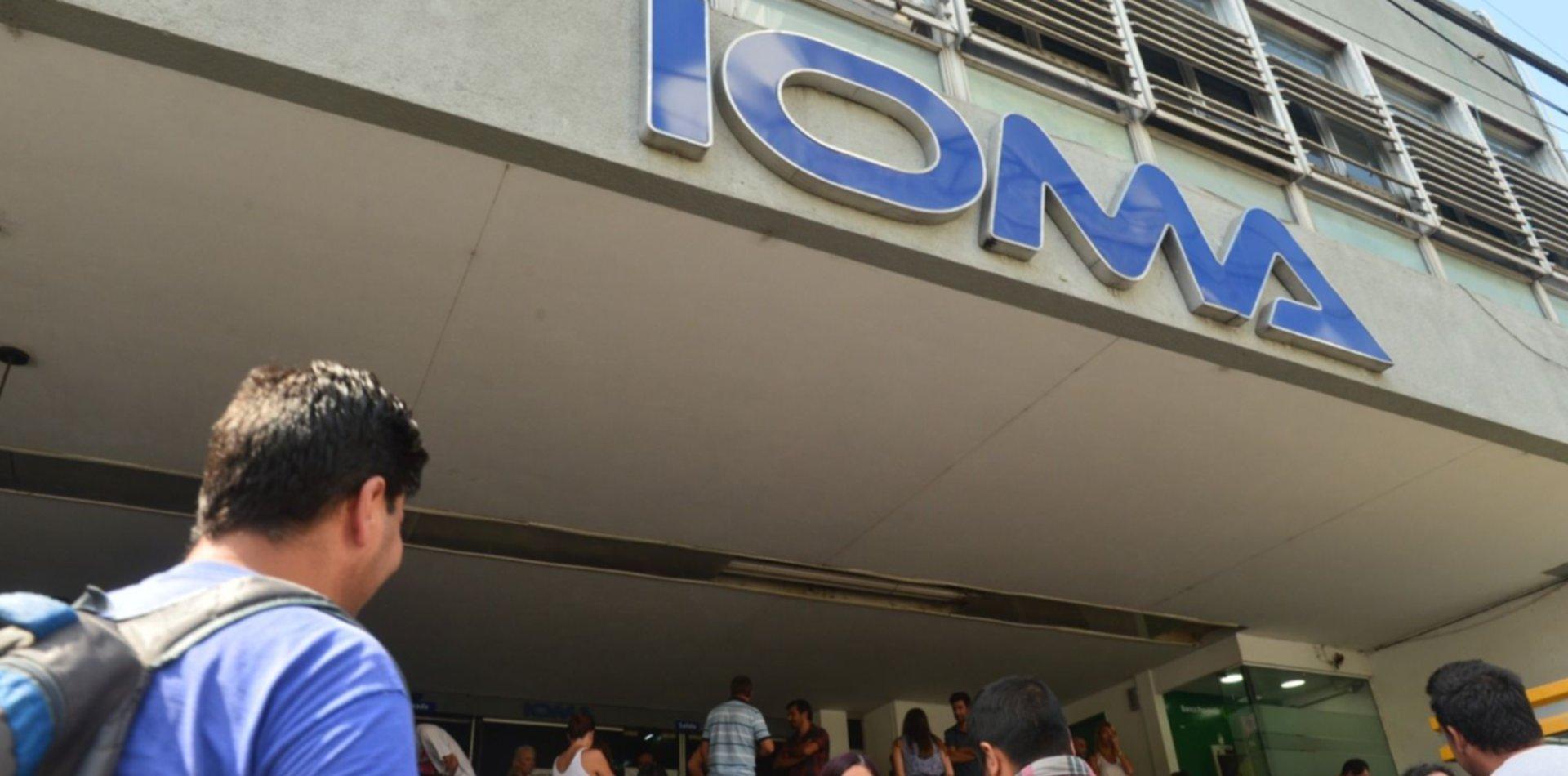 Los médicos decidieron cortar el servicio de los afiliados de IOMA