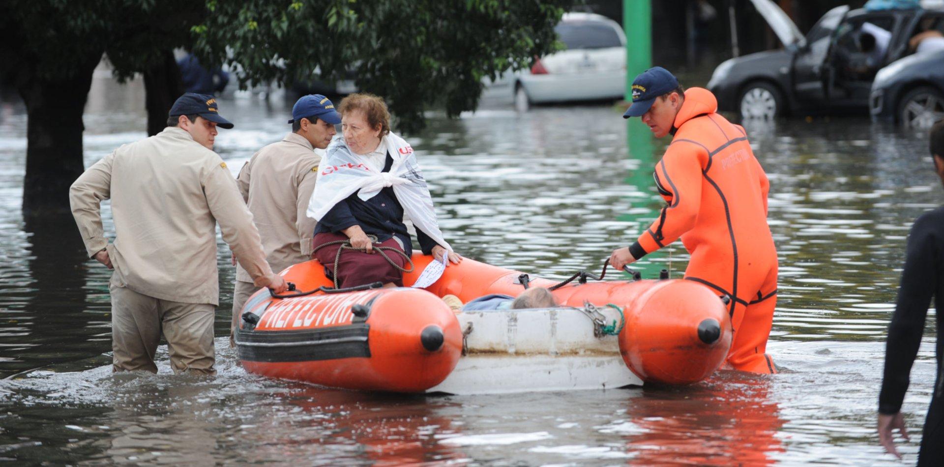 Scioli y Bruera, los responsables políticos de la inundación no irán a juicio