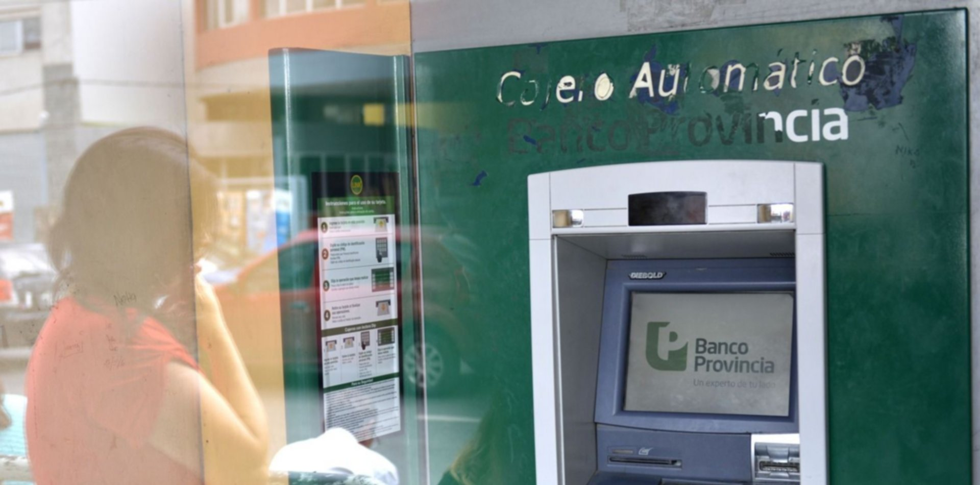 """Cómo funciona la App """"Cuenta DNI"""" para enviar y retirar dinero sin tarjetas"""