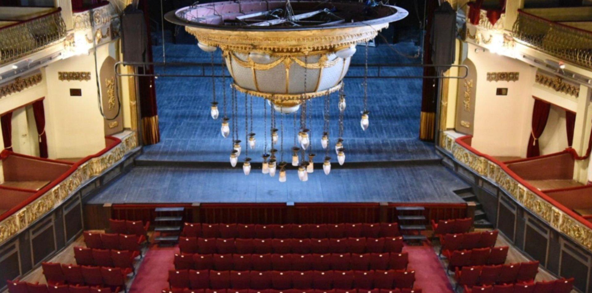 ¿Qué va a pasar con los teatros de La Plata en medio de la segunda ola del COVID-19?