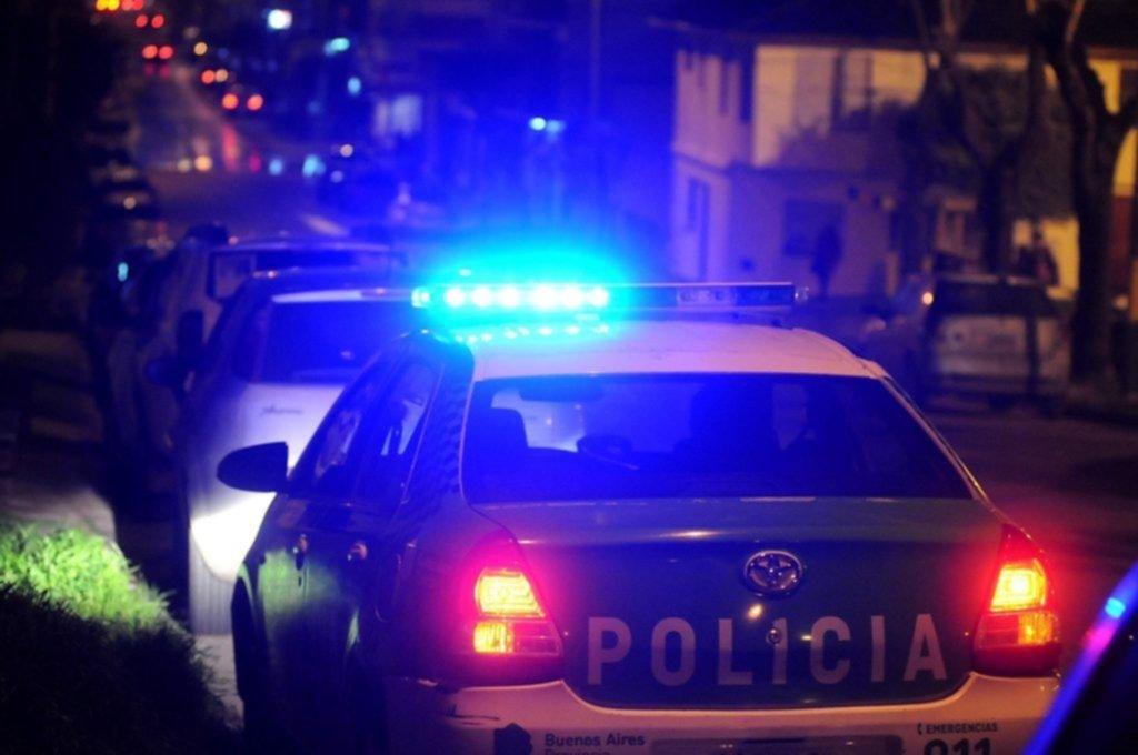 Golpes, amenazas y una nena de 5 años como víctima de una brutal entradera en La Plata