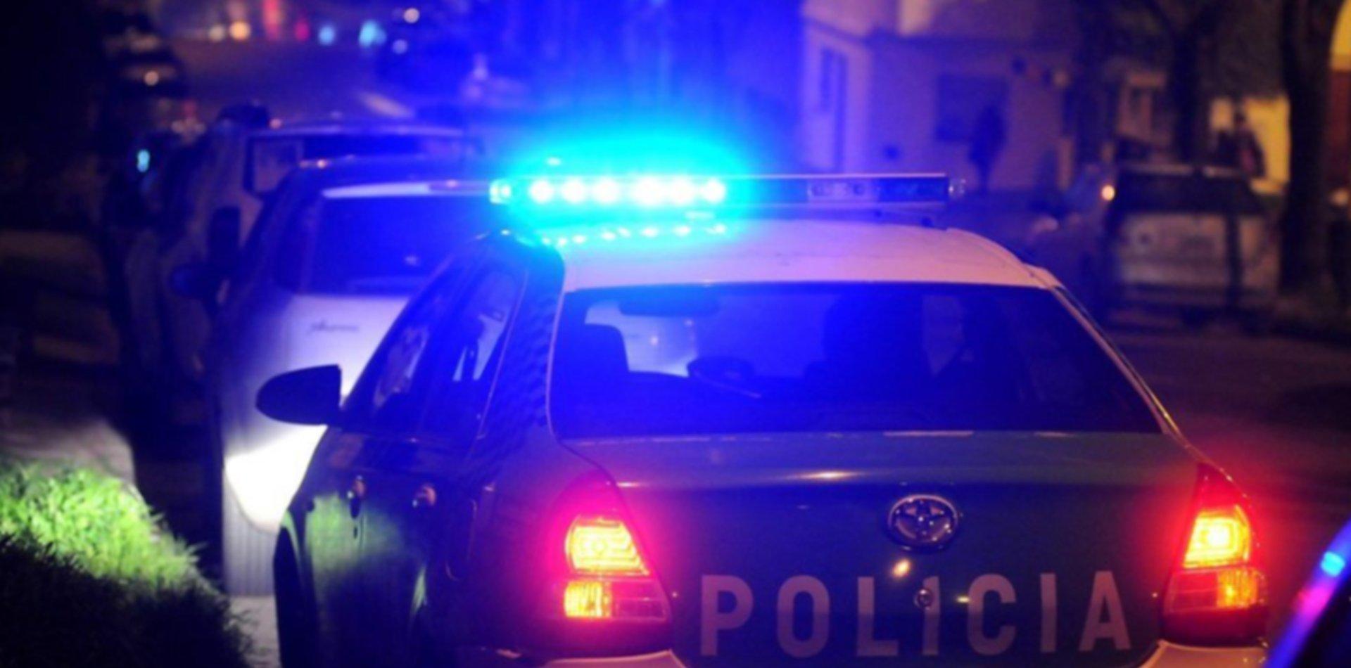 Drama para una familia de La Plata: entraron a robarles mientras dormían