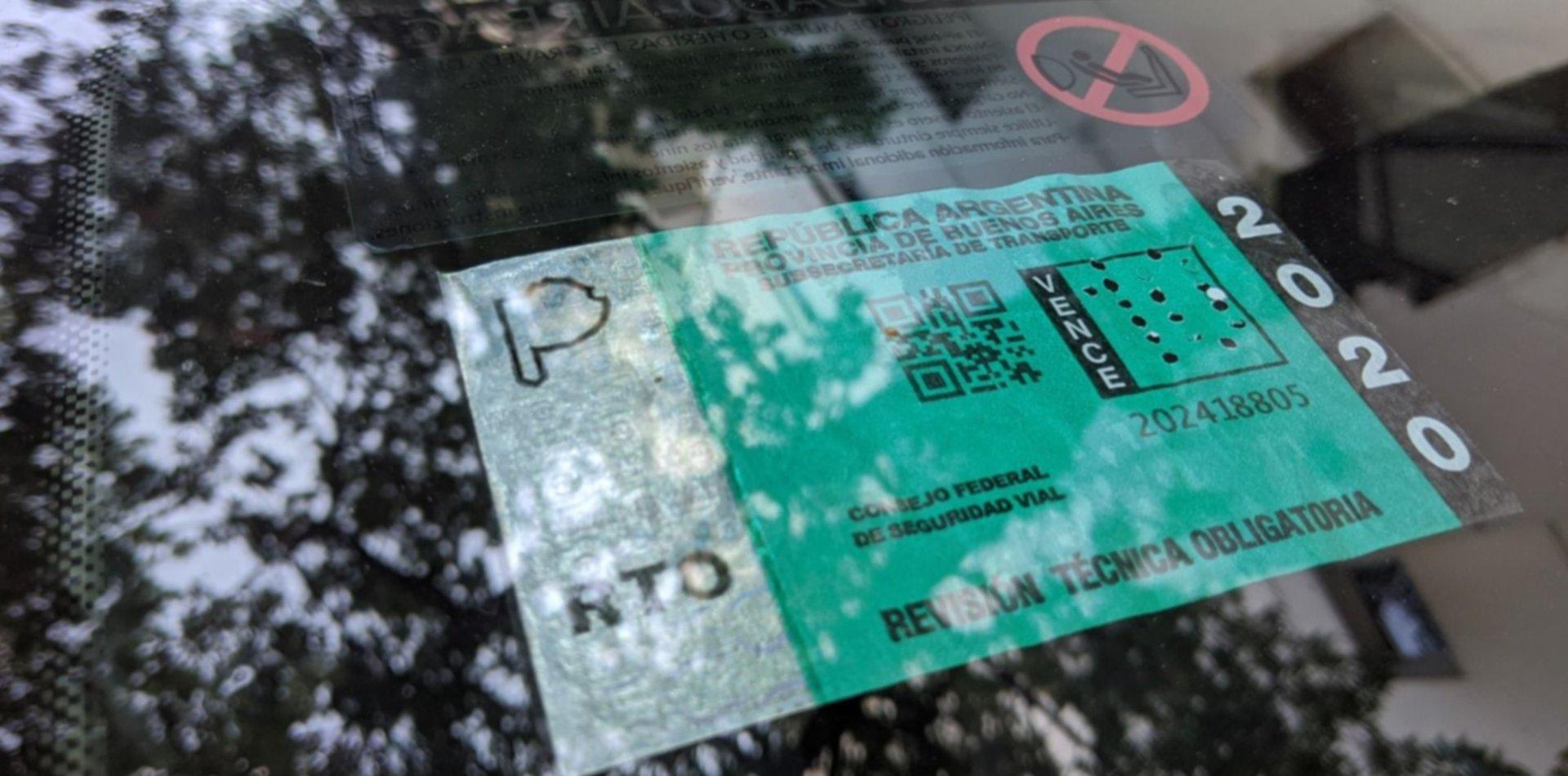 Vendía obleas y certificados de la VTV y lo hicieron caer: terminó preso en La Plata