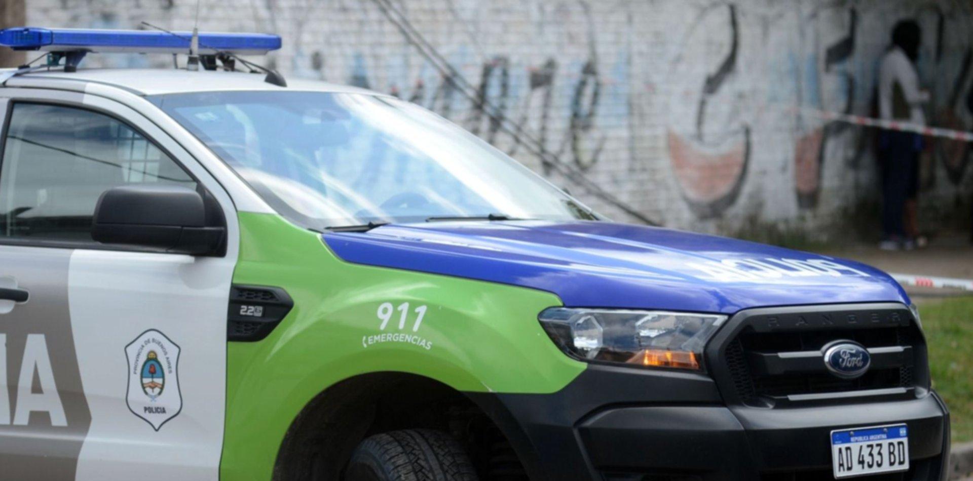 Brutal crimen en La Plata: discutió con su pareja y lo apuñaló frente a su hija de 4 años