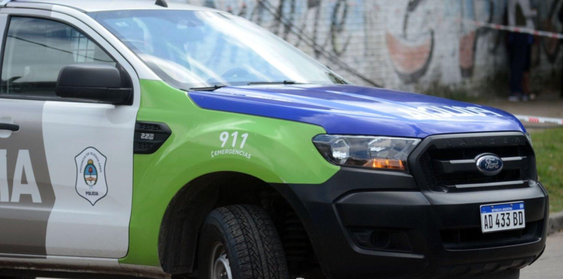 Tres robos en 48 horas, el preocupante récord de un hombre blanco de ladrones en Berisso