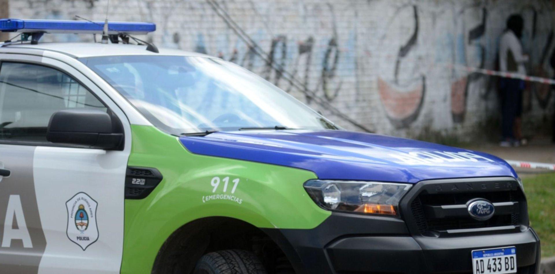 Feroz ataque y robo a una familia en su vivienda de La Plata