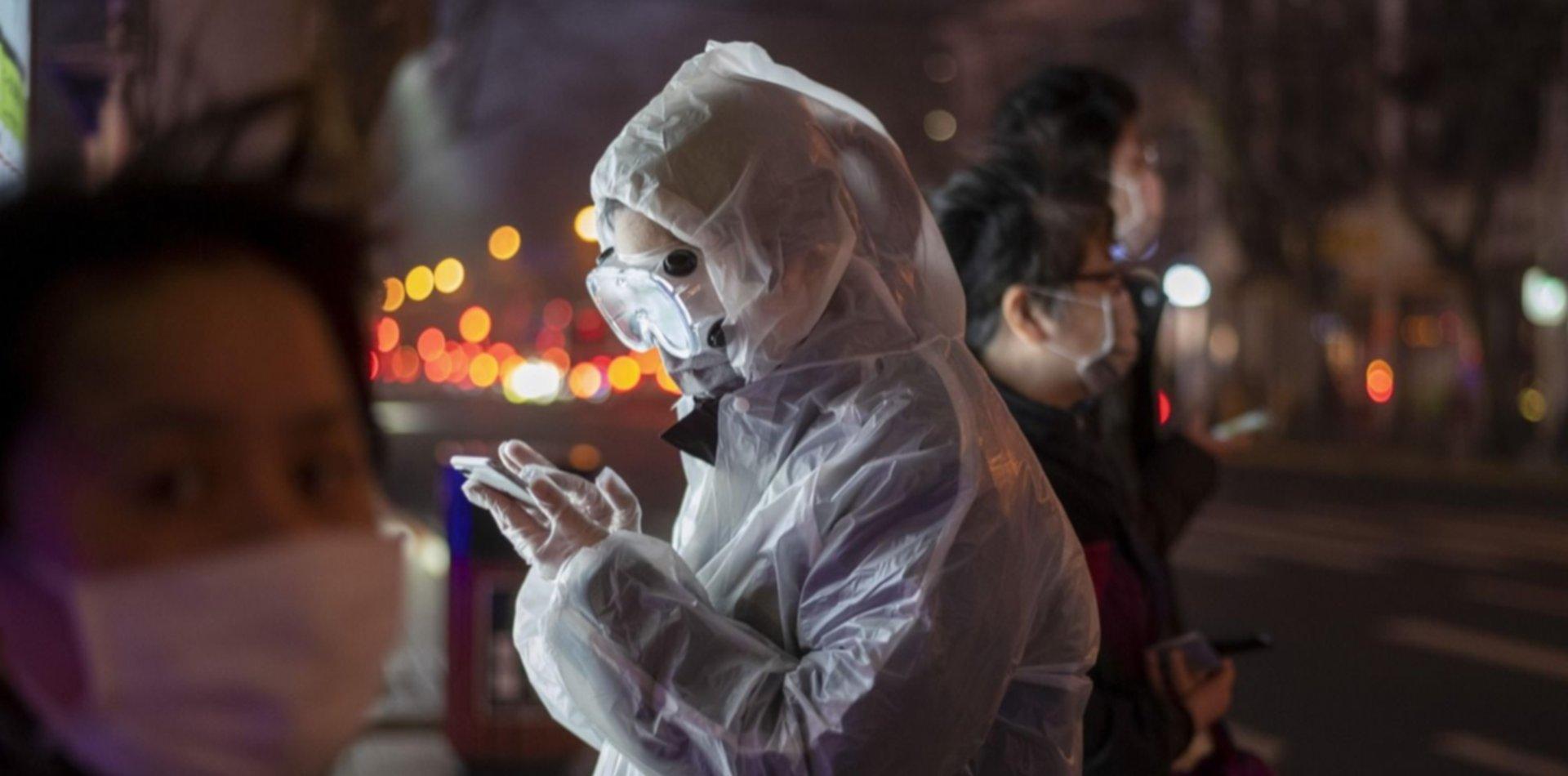 """La advertencia de la OMS sobre el coronavirus: """"Ni siquiera está cerca de terminarse"""""""
