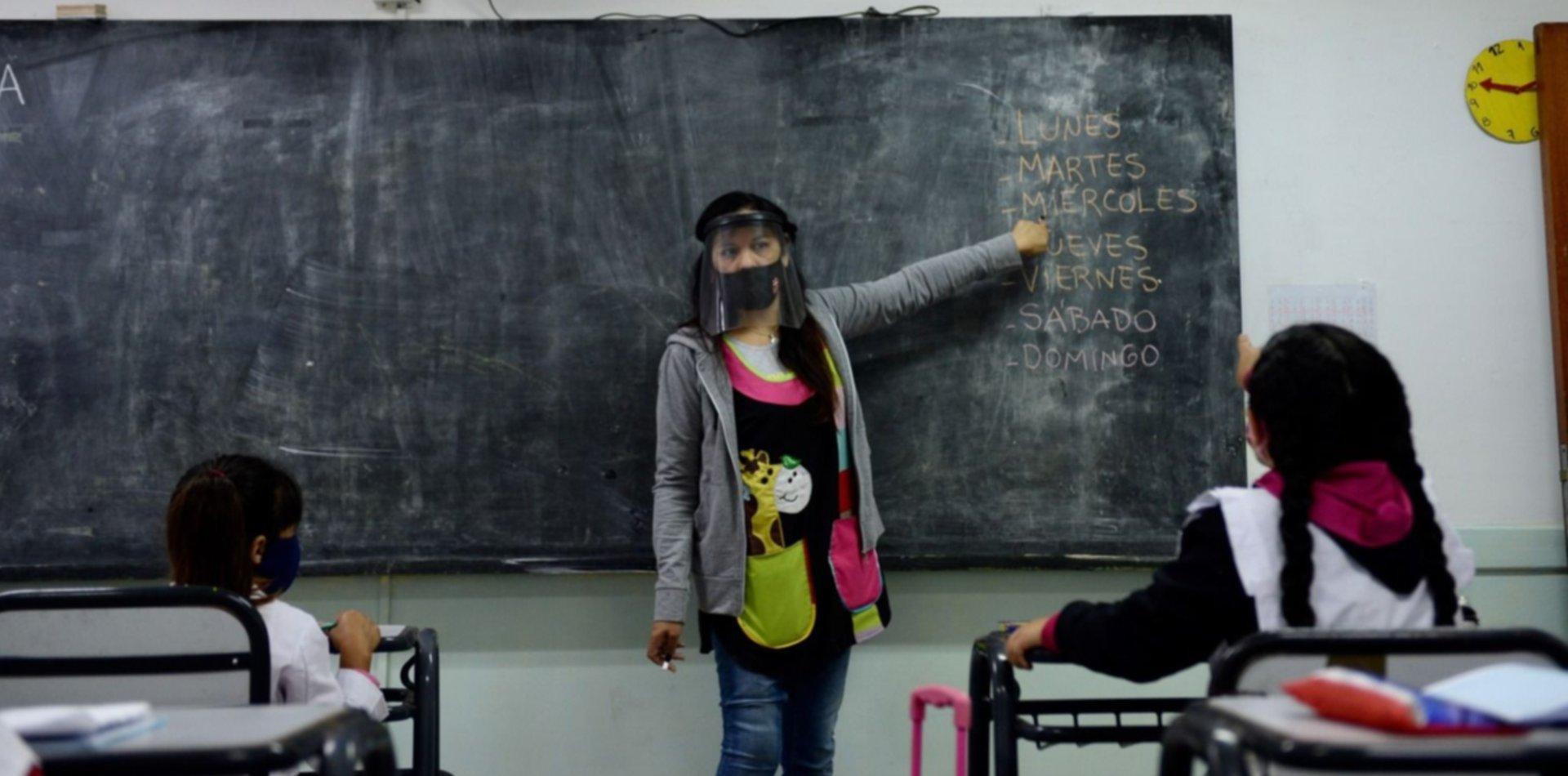 ¿Cuánto y cómo le pagarán a los docentes que darán clases los sábados por la pandemia?