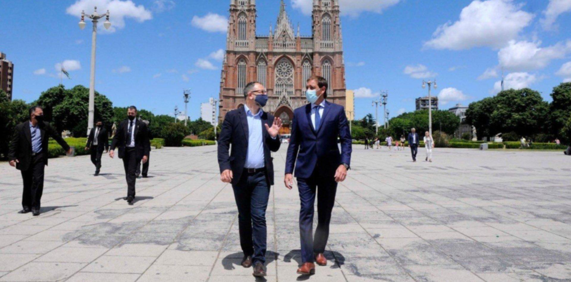 Perechodnick, el hombre de Vidal que busca un lugar como concejal de La Plata