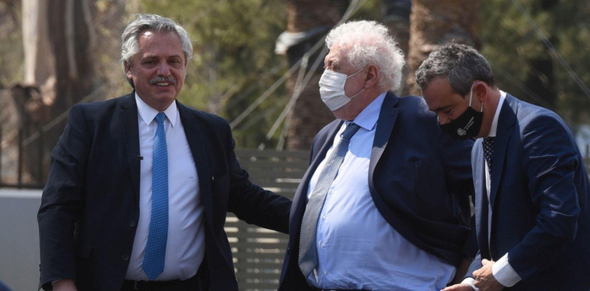 Fernández le pidió la renuncia a Ginés González García