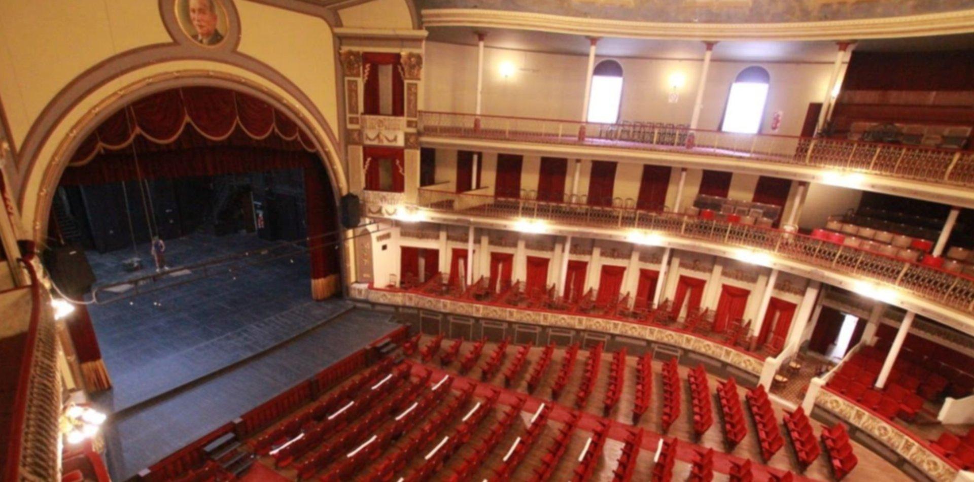 Todo listo para largar la temporada 2021 en el Teatro Coliseo Podestá