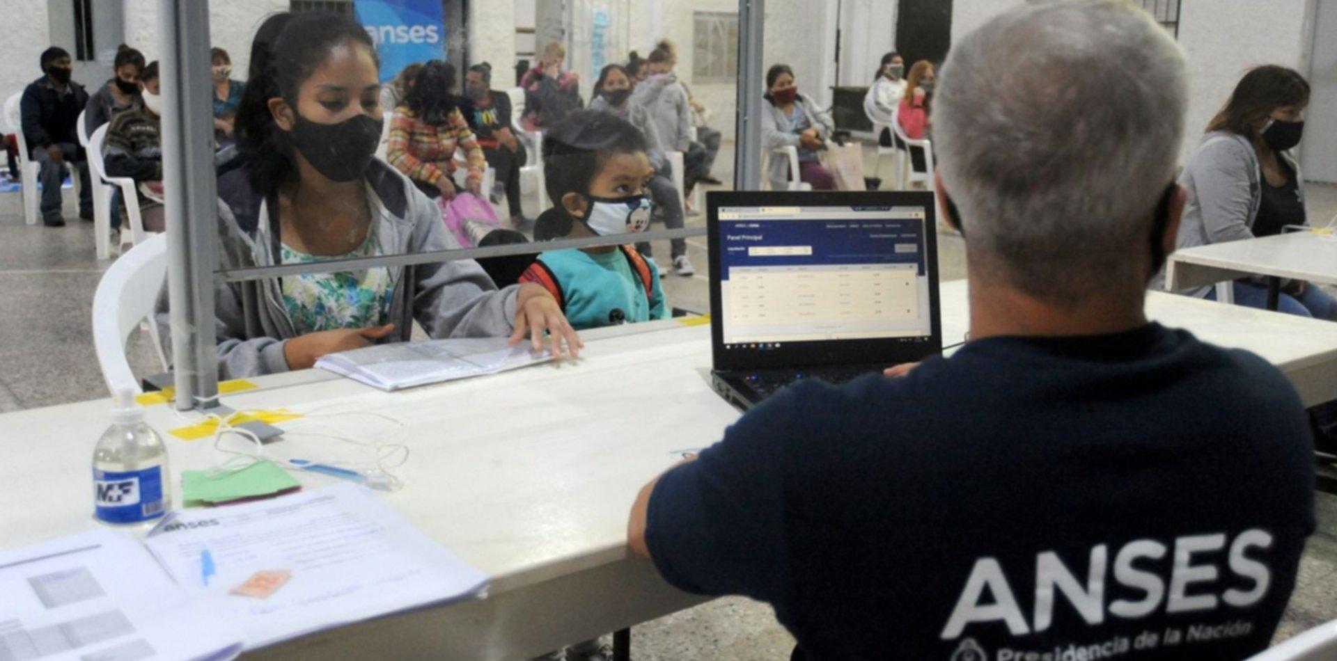 Confirmado: la ANSES pagará un bono de 17.000 pesos por única vez
