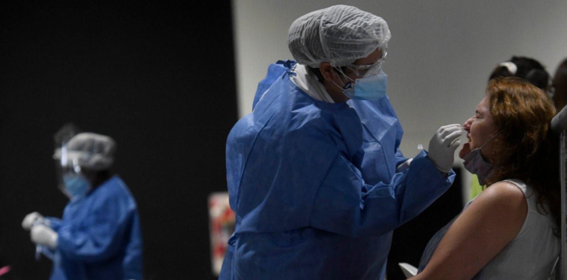 La Plata superó los 72.000 casos de COVID desde que comenzó la pandemia